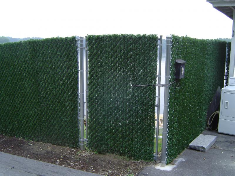 Chain Link Fence Installations near Burlington, VT